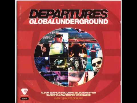 Global Underground - Sampler 1: Departures (mixed by The For