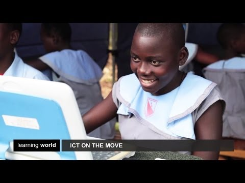 Uganda: Mobile Solar Computer Classes (Learning World S4E9 2/3)