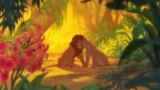 Elton John - Can you feel the love tonight (Lyrics) - Lion K