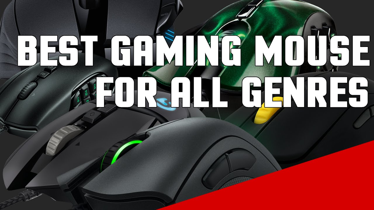 best gaming mice for mobas
