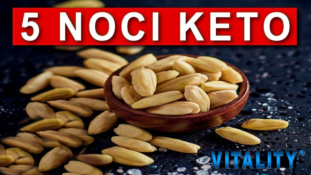 dieta chetogenica alle arachidine