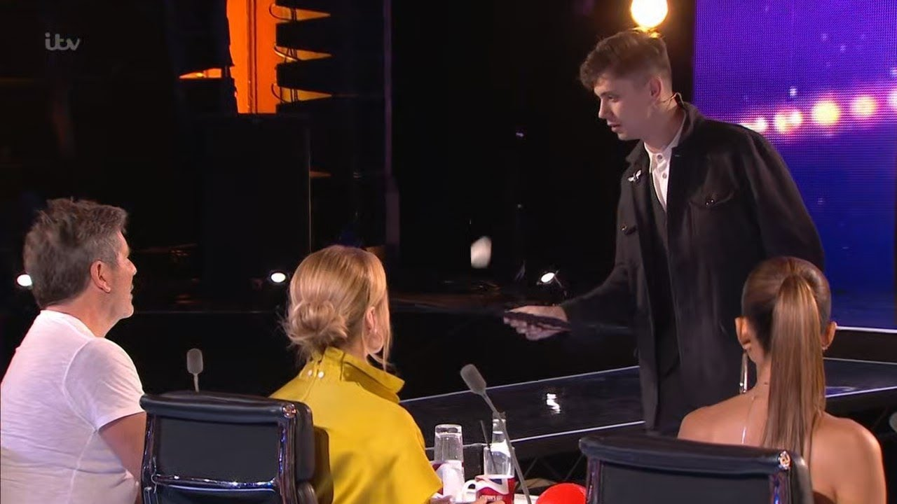 Britain's Got Talent 2019 Ben Hart Magician Extraordinaire Full Audition S13E06