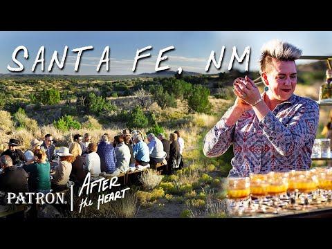 Santa Fe, NM - After The Heart Episode 4 | Secret Supper + Patrón Tequila