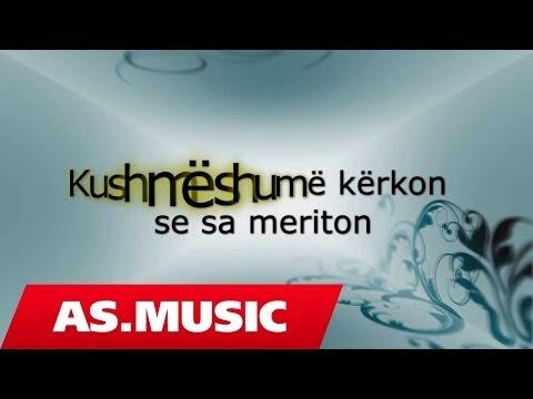 Alban Skenderaj - Ike Me Eren (Official Lyric Video HD)