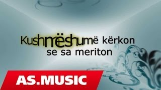 Alban Skenderaj - Ike Me Eren (Official Lyric Video HD)