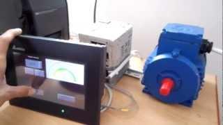 Панель оператора и преобразователь частоты(Подключение панели оператора Delta DOP-B и преобразователя частоты Yaskawa J1000 по протоколу MEMOBUS/Modbus RTU., 2012-04-24T10:25:02.000Z)
