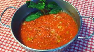 Passata Rustica Di Pomodoro A 42° C - Veg Raw Food