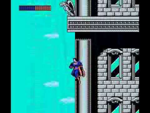 Superman NES (Prototype)