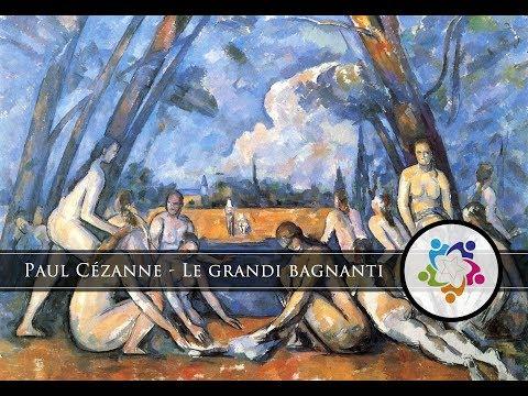 Paul Cézanne - Le grandi bagnanti
