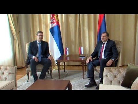 Deklaracija koju će potpisati Vučić i Dodik - ništa dobro za BIH