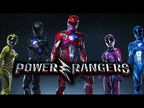 POWER RANGERS - MENU POPCORN