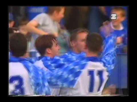 1997 August 14 Glenavon Northern Ireland 1 Legia Warszawa Poland 1 Cup Winners Cup