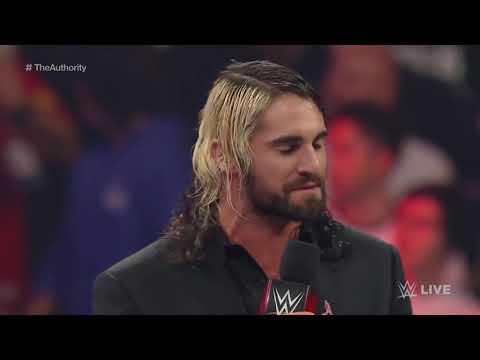 Dean Ambrose taunts Seth Rollins: Raw
