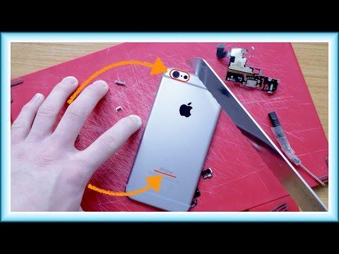 Обалдеть! Вот почему НЕ стоит ремонтировать IPhone 6 дома!