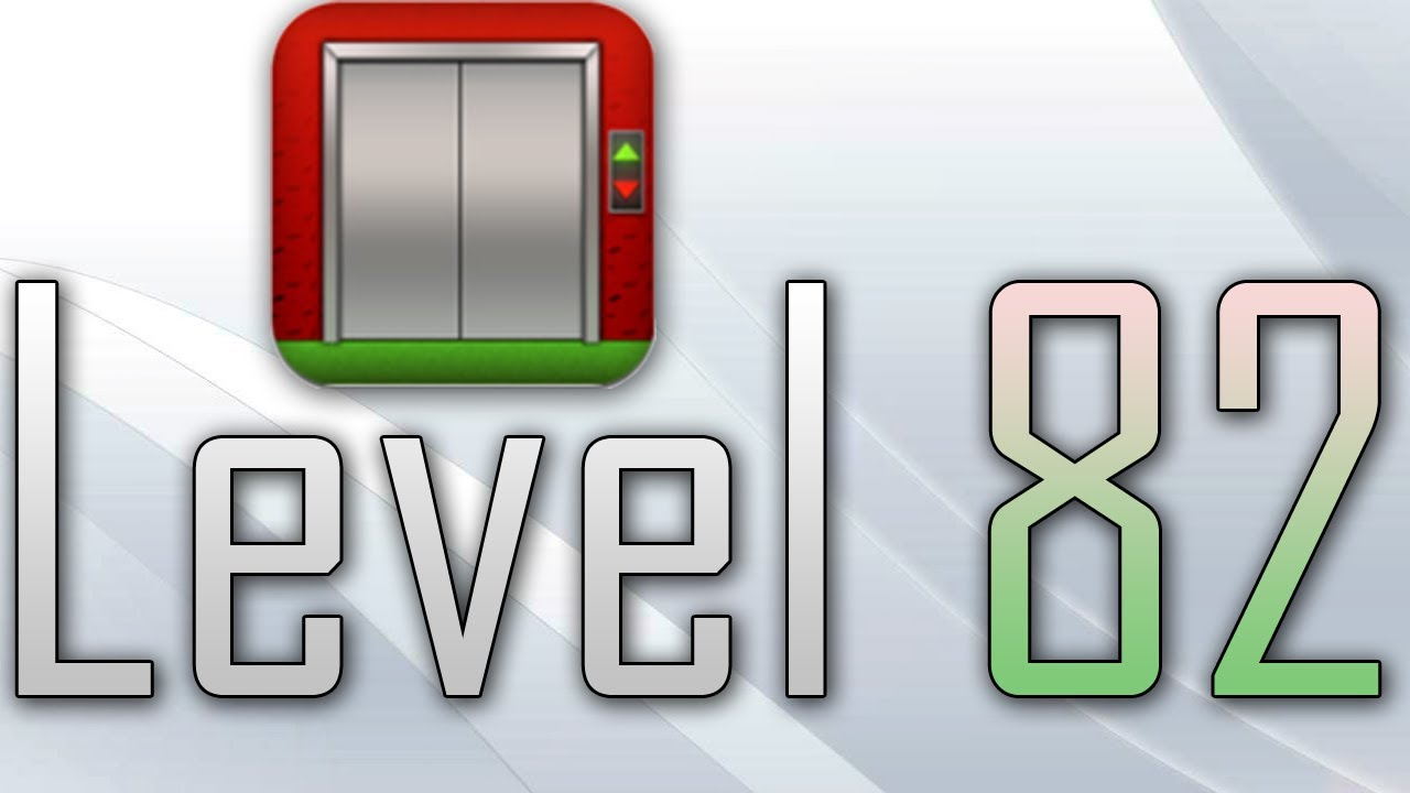 100 Floors Level 82 Walkthrough Solution All Levels