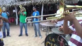 EL LLANO: Banda la Chimo ---en Playa Chakala -Semana Santa 2012..