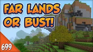 Minecraft Far Lands or Bust - #699 - Reacting To