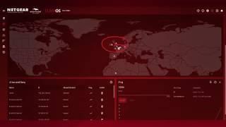 NETGEAR Nighthawk Pro Gaming Router XR500 - Geo Filter Einstellungen
