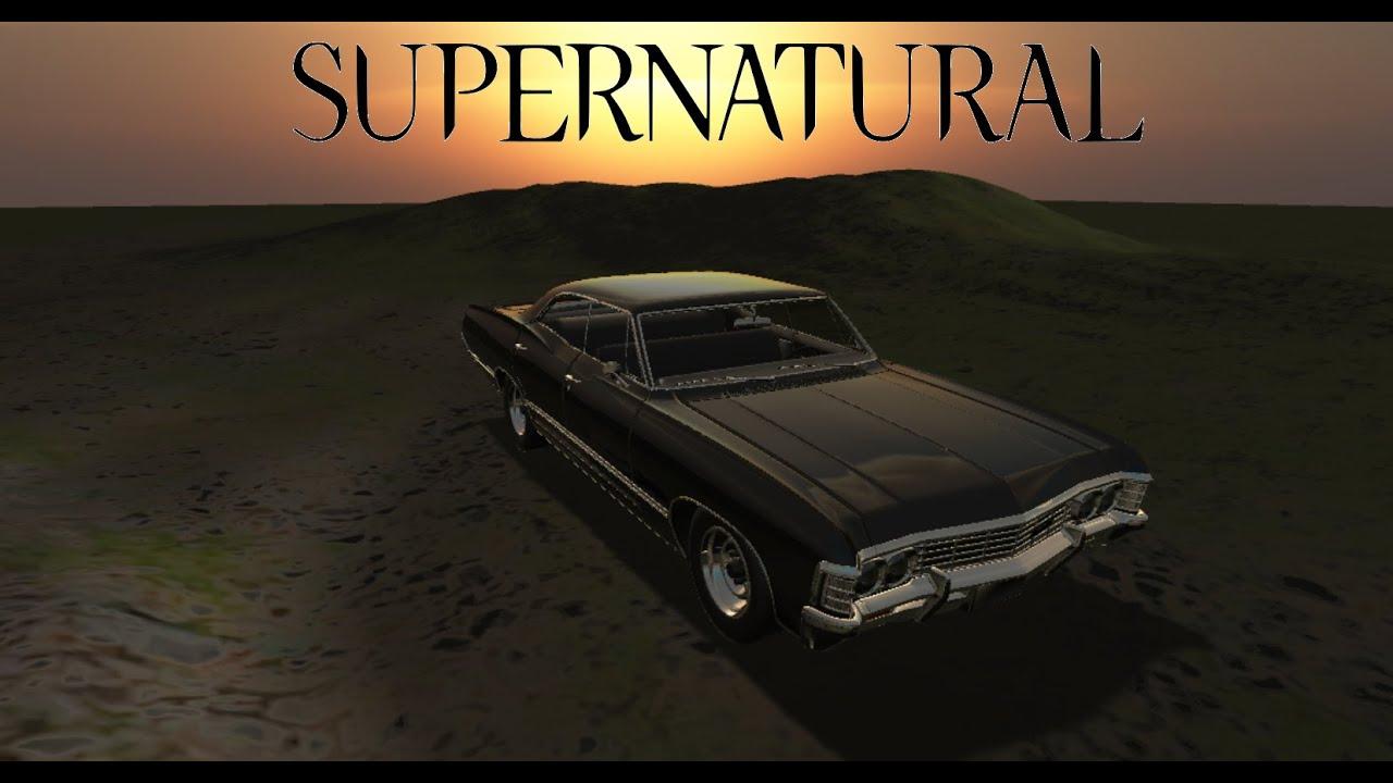 1967 chevrolet impala supernatural youtube. Black Bedroom Furniture Sets. Home Design Ideas