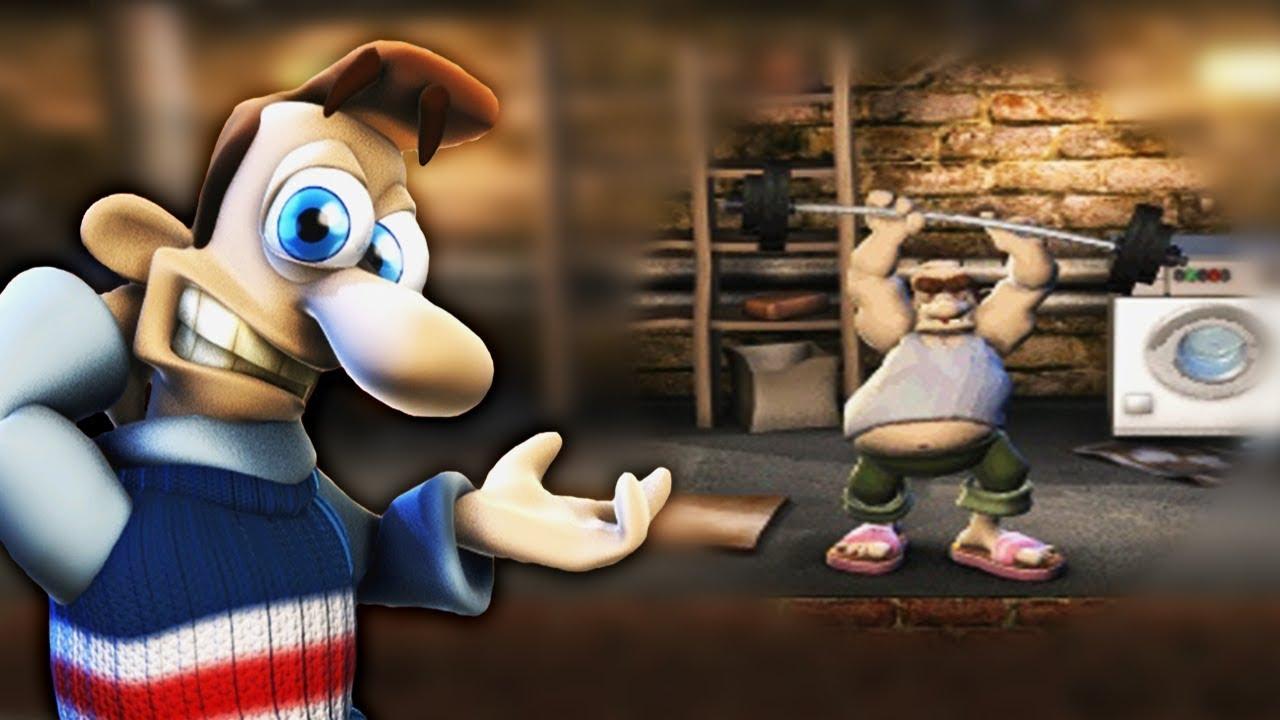 Картинка соседа из игры как достать соседа