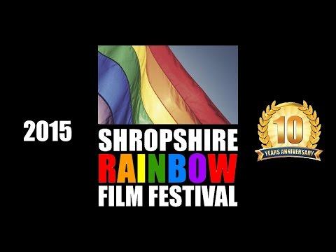 Shropshire Rainbow Film Festival Trailer 2015
