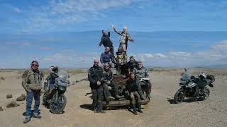 Cape Town to Victoria Falls with Charley Boorman - The Short Version