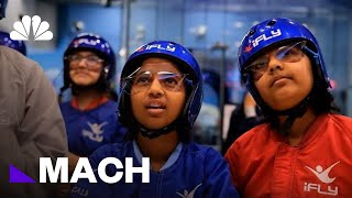She Can STEM Camp Empowers Young Girls To Reach For The Stars | Mach | NBC News