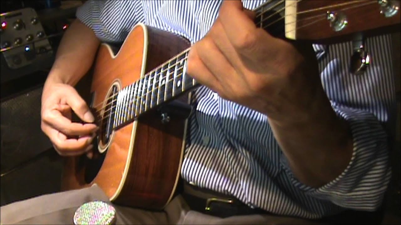When Can I See You Again Cover Owl City Acoustic Fingerpicking