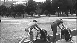 Методика обучения и совершенствования техники прыжка в длину(Учебное видео: http://www.youtube.com/user/kinofilmoteka/playlists., 2013-07-25T01:36:15.000Z)