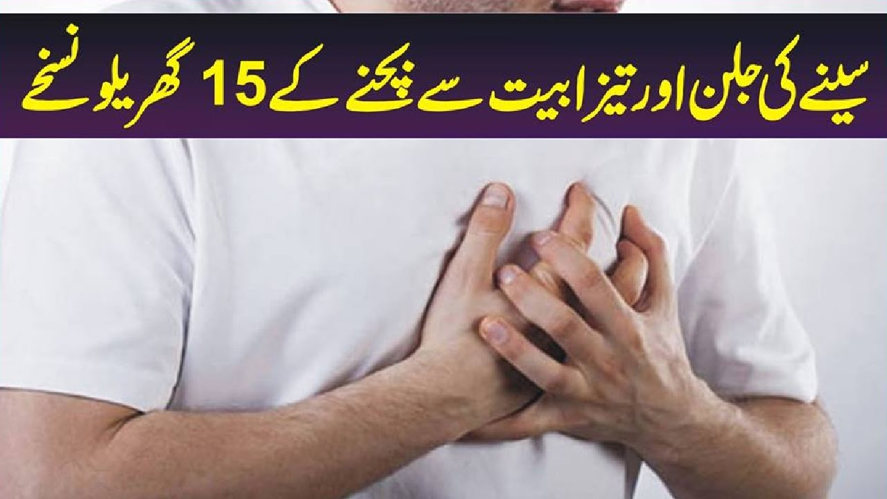 Pait ki Gas ka Ilaj in Urdu, Maday ki jalan aur dard ka ilaj