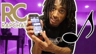 How I Make music!! (Using Rap-chat)