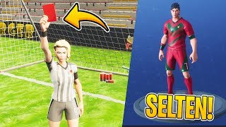NEW FOOTBALL / WM-SKINS in Fortnite ARE DA! ⚽ These skins are only 2 days away! | WeissStudio