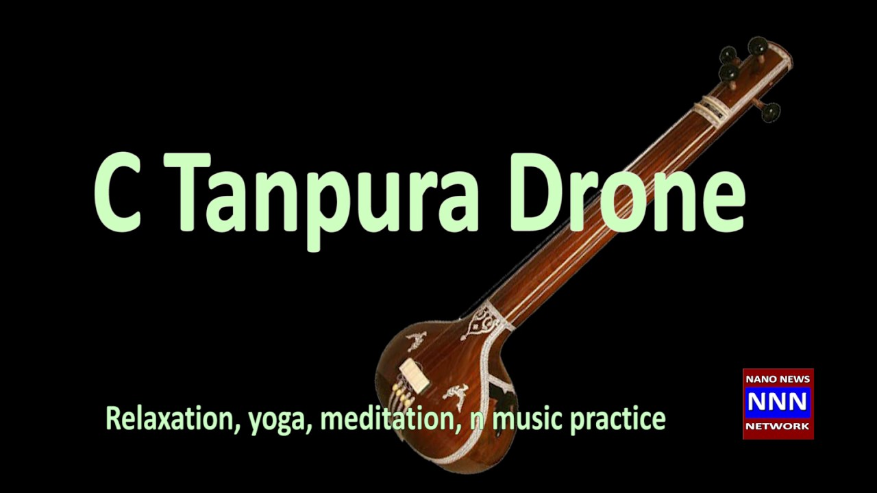 Tamboura With Drone For Meditation
