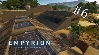 BASE BUILDING   Empyrion Galactic Survival   Alpha 8 Main release   #6