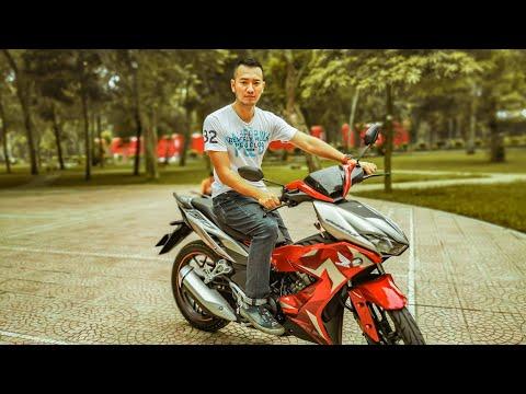 Honda Winner X - Kẻ hủy diệt Exciter?