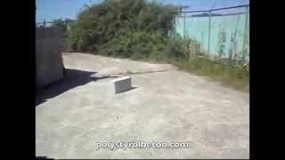 видео Свойства полистиролбетона