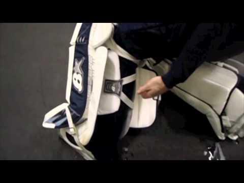 Chris Mason and the interior smart strap.