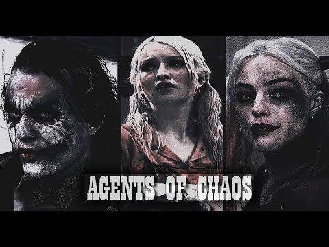 Harley & Joker  Agents of Chaos feat BaDoll