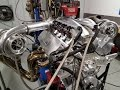 Twin-Turbo 481X Radial vs the World Engine Dyno at 40 PSI!