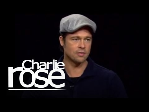Brad Pitt (Part One) | Charlie Rose