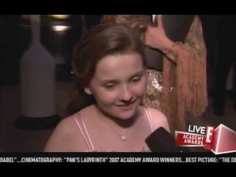 Abigail Breslin - 79th Annual Academy Awards Post-Show Interview
