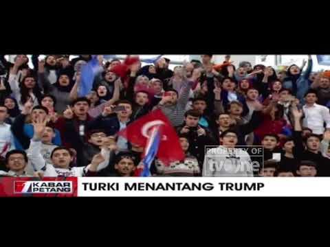 Turki Akan Buka Kedubes Palestina di...