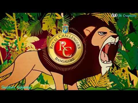 😍😍❤|| BEST R.C.B Whatsapp Status || RCB FANS ||