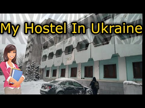My hostel in Ukraine :  Medical students hostel in Ukraine : hostel of medical student: hostel