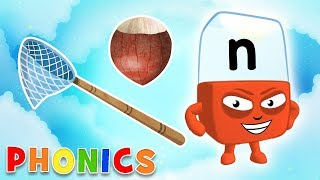 Phonics - Learn to Read | The Letter 'N'