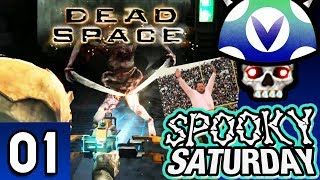 [Vinesauce] Joel - Spooky Saturday: Dead Space ( Part 1 )