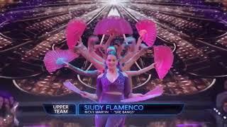 Gambar cover THE DUELS Siudy Flamenco performance/ Patrícia Cinquemani