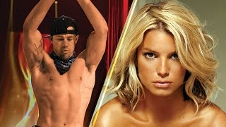 TOP 5 Most Sex-Crazed Celebrities - Channing Tatum, Jessica Simpson, and More
