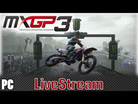 MXGP3 - The Official Motocross Videogame - LiveStream [FR] Le meilleur jeux de Moto Cross ?
