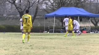 20160403 エスペランサSC vs 日立ビルシステム(関東サッカーリーグ2部)
